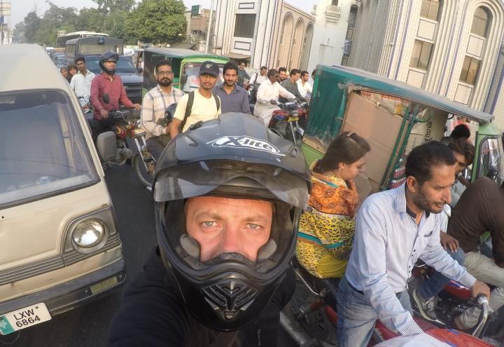 """""""Egal was kommt"""": Ein Roadtrip um die Welt"""
