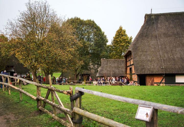 Herbstmarkt in Molfsee