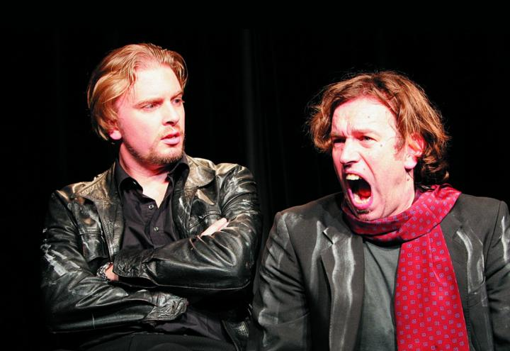 Schräger und amüsanter Theaterabend