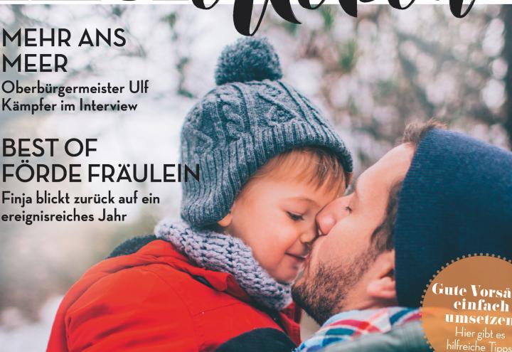 Die erste Ausgabe des Jahres ist da!