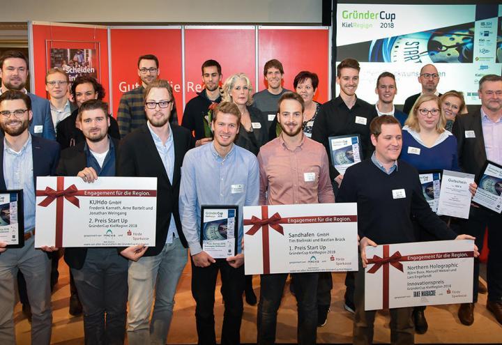 GründerCup kührt seine Sieger