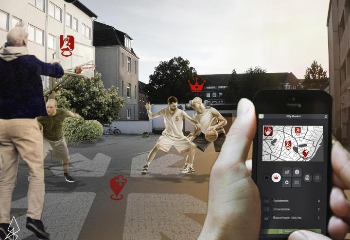 App sorgt für Sport in der Stadt