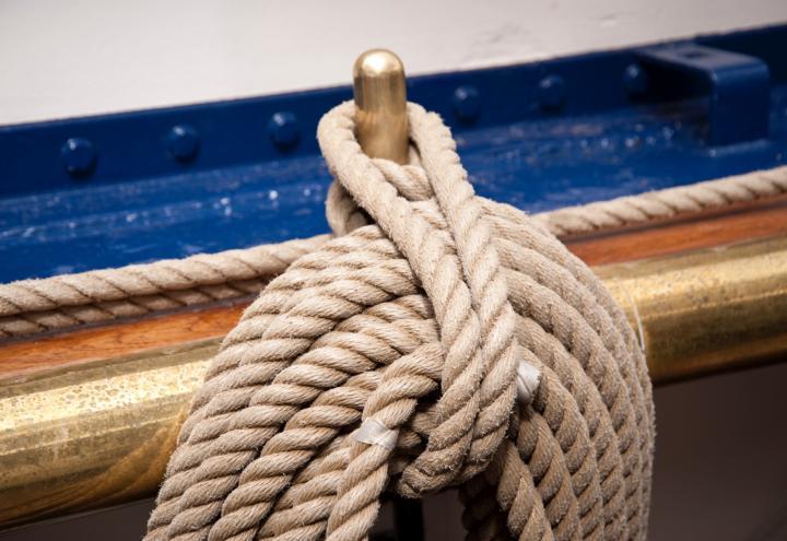 Der Bootshafen erhält einen neuen Ponton