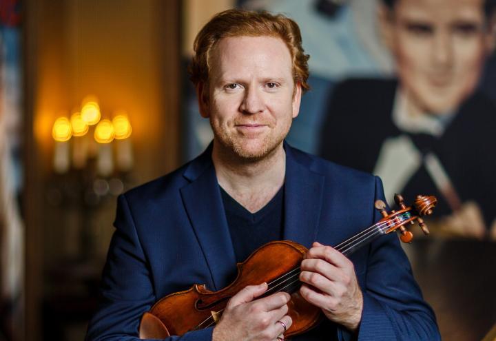 Daniel Hope und das Zürcher Kammerorchester in Flensburg und Elmshorn