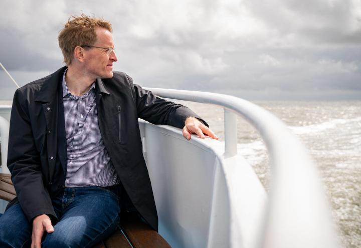 Daniel Günther im Interview