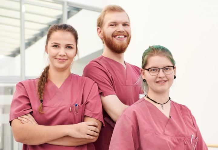 Städtisches Krankenhaus sucht freiwillige Helfer