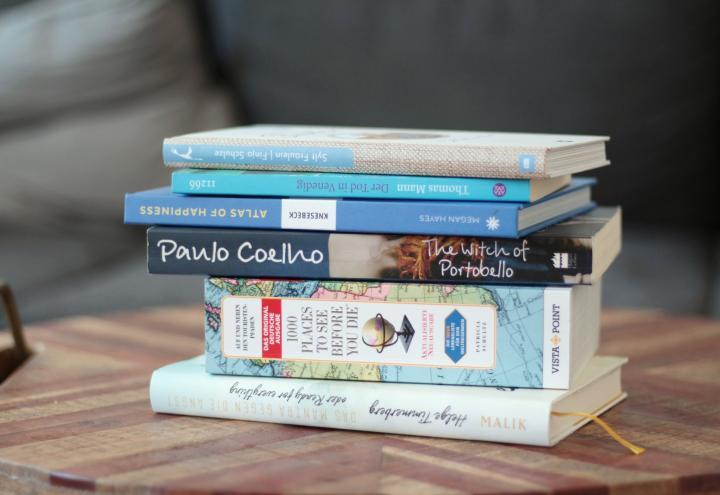 Mehr Zeit zum Lesen: Bücher in Kiel online ausleihen