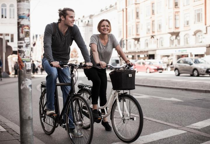 Sicherer Radfahren durch Kiel