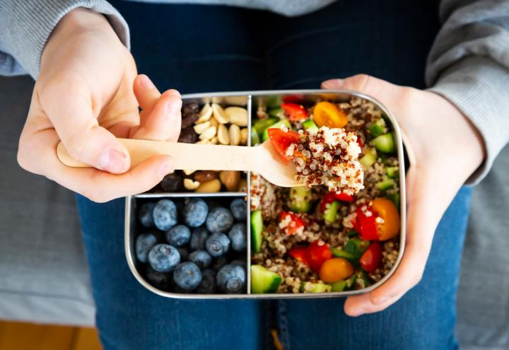 Starkes Immunsystem dank richtiger Ernährung
