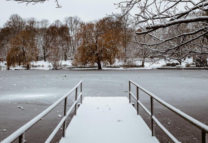 Was ist bei Schnee und Frost zu beachten?