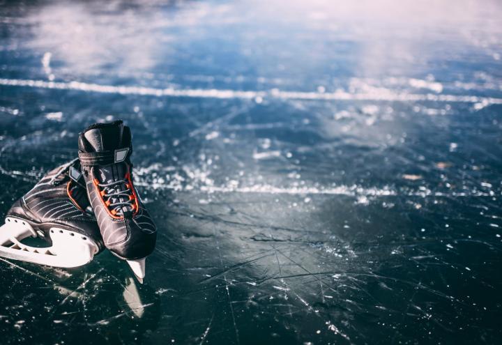 Stadt warnt vor dünnen Eisdecken