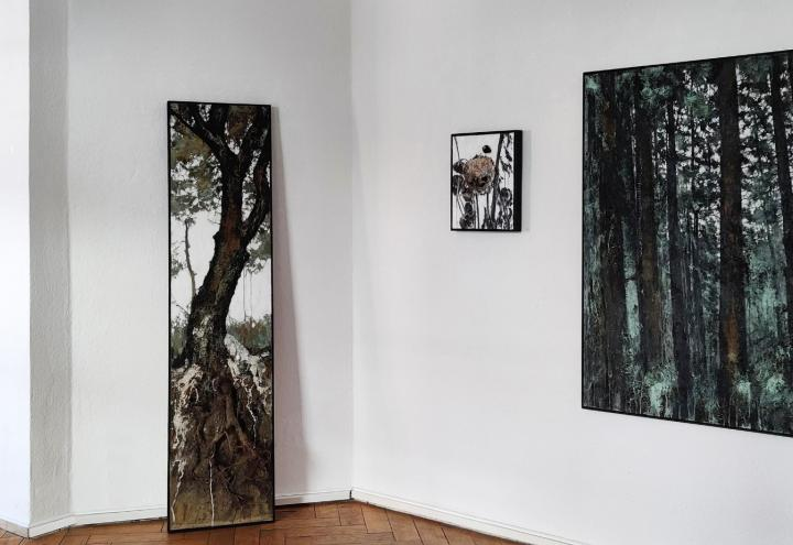 "Galerie Brennwald: ""EXPERIMENTIERFELDER"""