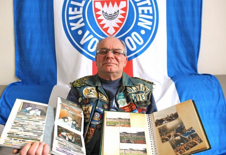 Holstein-Fan lebt Kieler Kutten-Kult