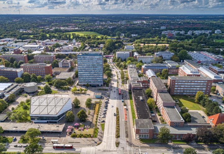 Die Uni Kiel stellt sich vor