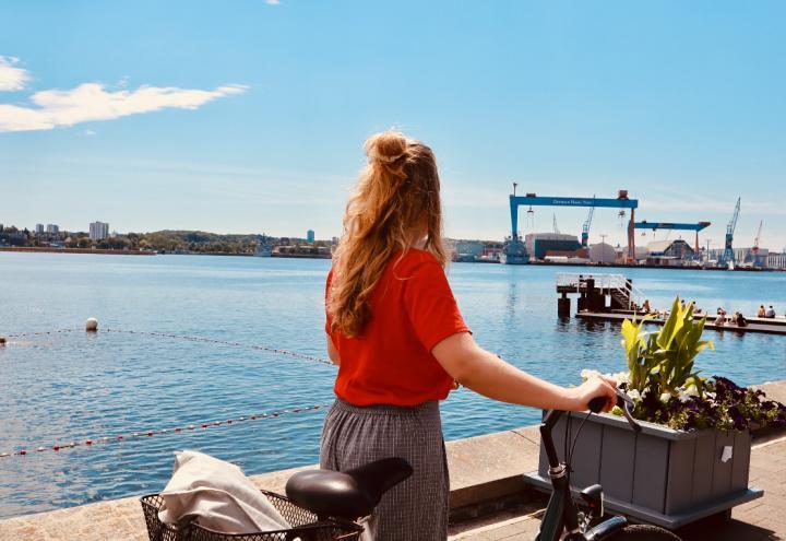 Kiels 10 schönste Fahrradtouren