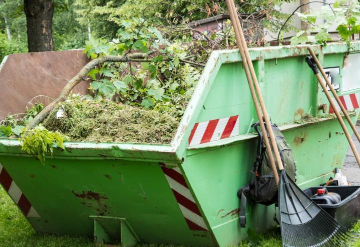 ABK sammelt erneut Grünabfall