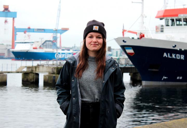Kieler Studentin doziert als Klimaforscherin