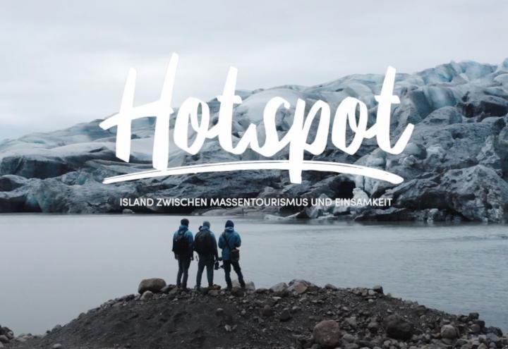 Zwei Kieler filmen ursprüngliches Island