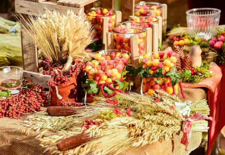 Herbstliches Markt- und Shoppingvergnügen am Sonntag